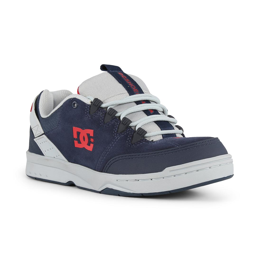 DC Shoes Syntax – Navy / Grey