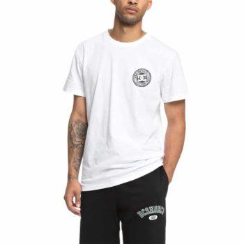 DC Shoes Circle Star S/S T-Shirt - Snow White (FB)