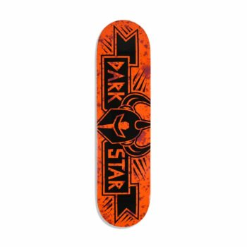 Darkstar Grand RHM 8″ Skateboard Deck – Orange
