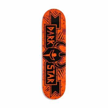 Darkstar Grand RHM 8″ Skateboard Deck – Orange