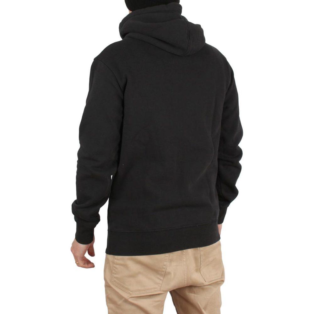 Deus Ex Machina Slushfund Pullover Hoodie - Black
