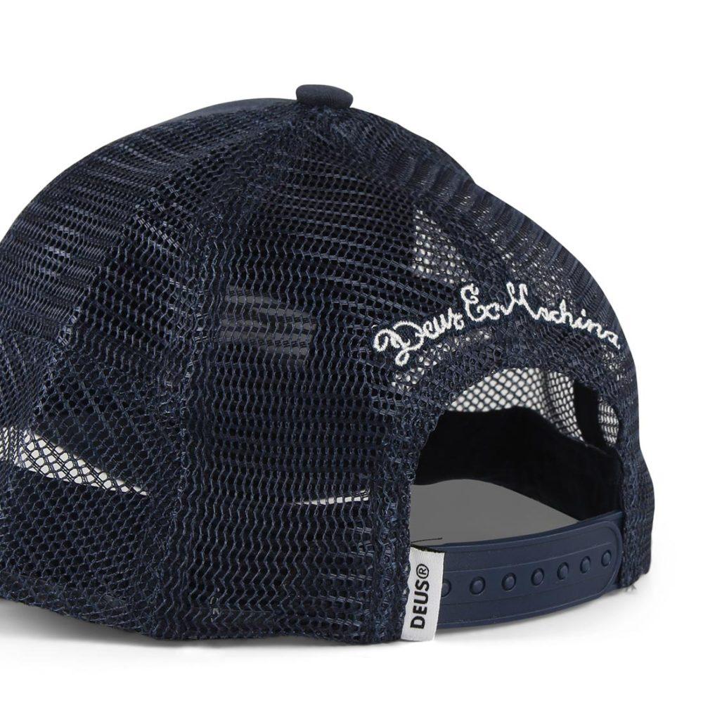 Deus-Ex-Machina-Woven-Shield-Mesh-Back-Trucker-Cap-Navy-04