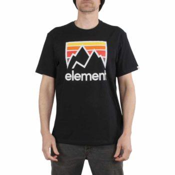 Element Link S/S T-Shirt - Flint / Black