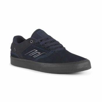 Emerica Reynolds Low Vulc Shoes - Navy / Black