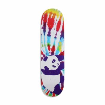 "Enjoi Skateboards Tie Dye V6 R7 8.125"" Deck - Multi"