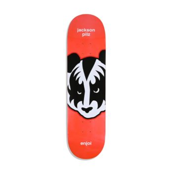 Enjoi Kiss R7 8.25″ Skateboard Deck – Metallic Pilz