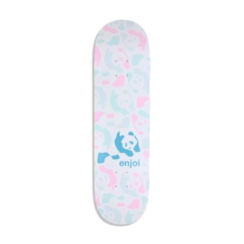 Enjoi Repeater HYB Skateboard Deck – Pastel