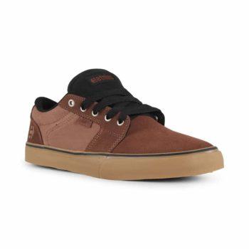 Etnies Barge LS Shoes – Brown / Gum
