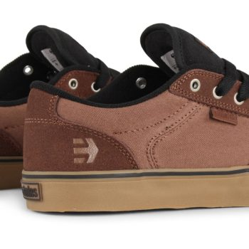 Etnies Barge LS Shoes – Brown / Gum