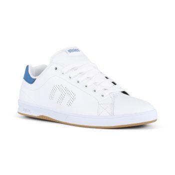 Etnies Callicut LS Shoes - White / Blue / Gum