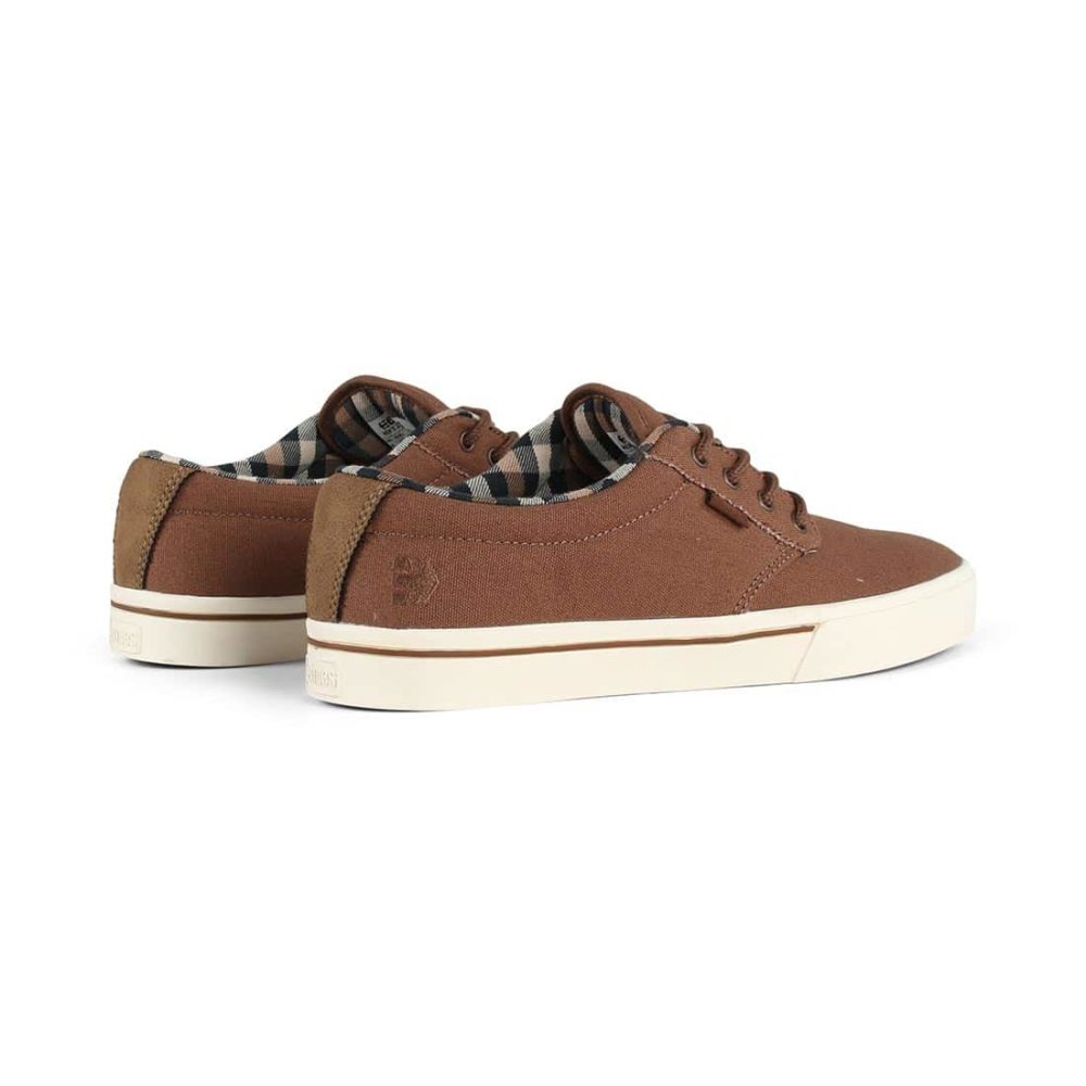 Etnies Jameson 2 Eco Shoes - Chocolate / Gum