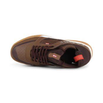 Globe Tilt Evo Shoes - Chestnut / Gum