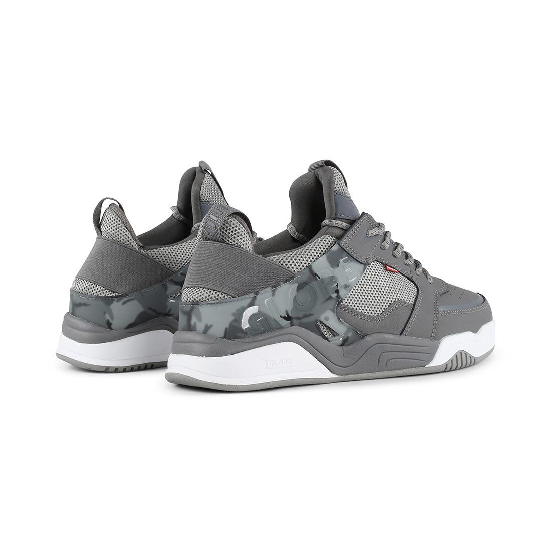 c97cce96bcea2 Globe Tilt Evo Shoes - Grey / Grey / Camo