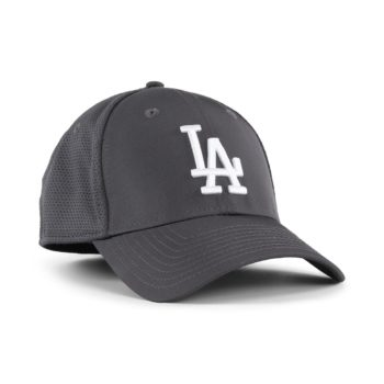 New Era LA Dodgers Featherweight 39Thirty Cap - Graphite