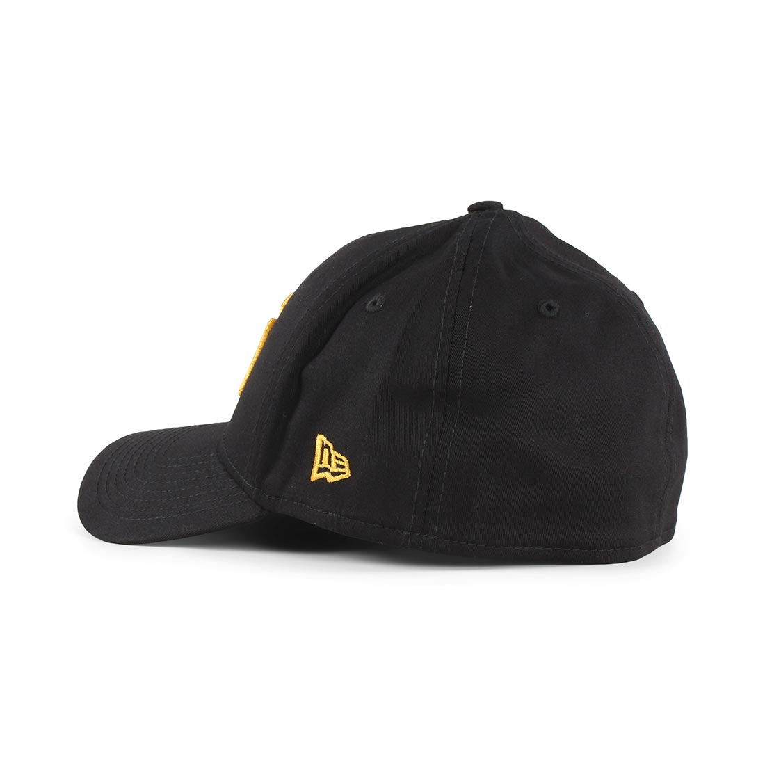 face95bc623 New Era NY Yankees League Essential 39Thirty Cap - Black   Rose Gold
