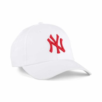 New Era NY Yankees League Essential 9Forty Cap - White