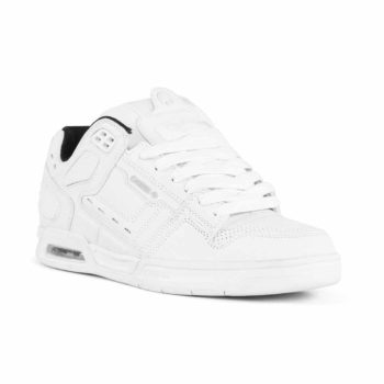 Osiris Peril Shoes - White / Black / Reflective