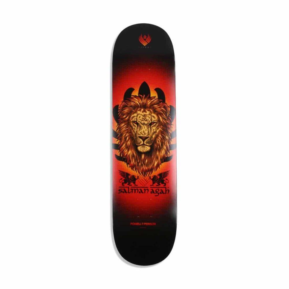 Powell-Peralta-Flight-242-Pro-Agah-Lion-8-Skateboard-Deck-Multi-01