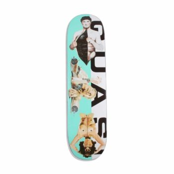 "Quasi Skateboards Cyborg One 8.125"" Deck - Mint"