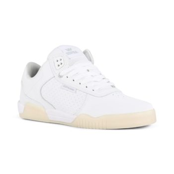 Supra Ellington Shoes - White / White