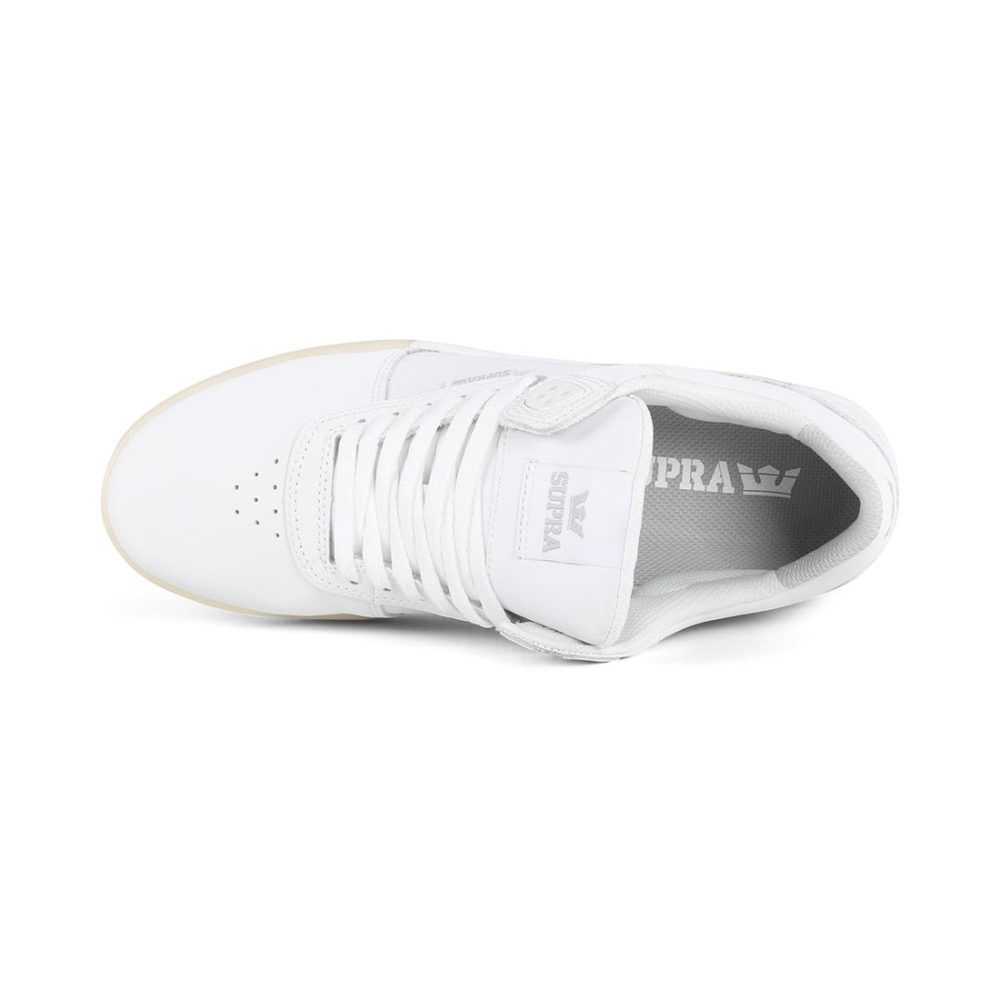 Supra Ellington Shoes - White / White