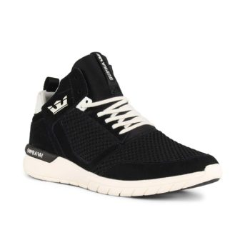 Supra Method Shoes - Black / Off White