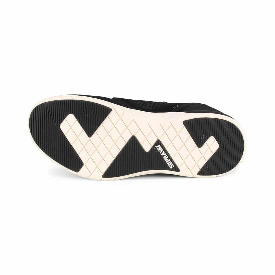 Supra Method Shoes - Black / Off White