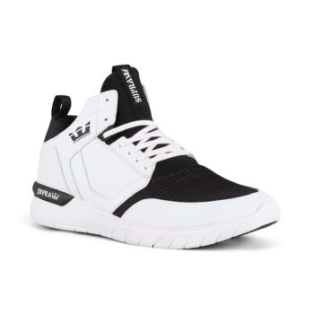 Supra Method Shoes - White / White