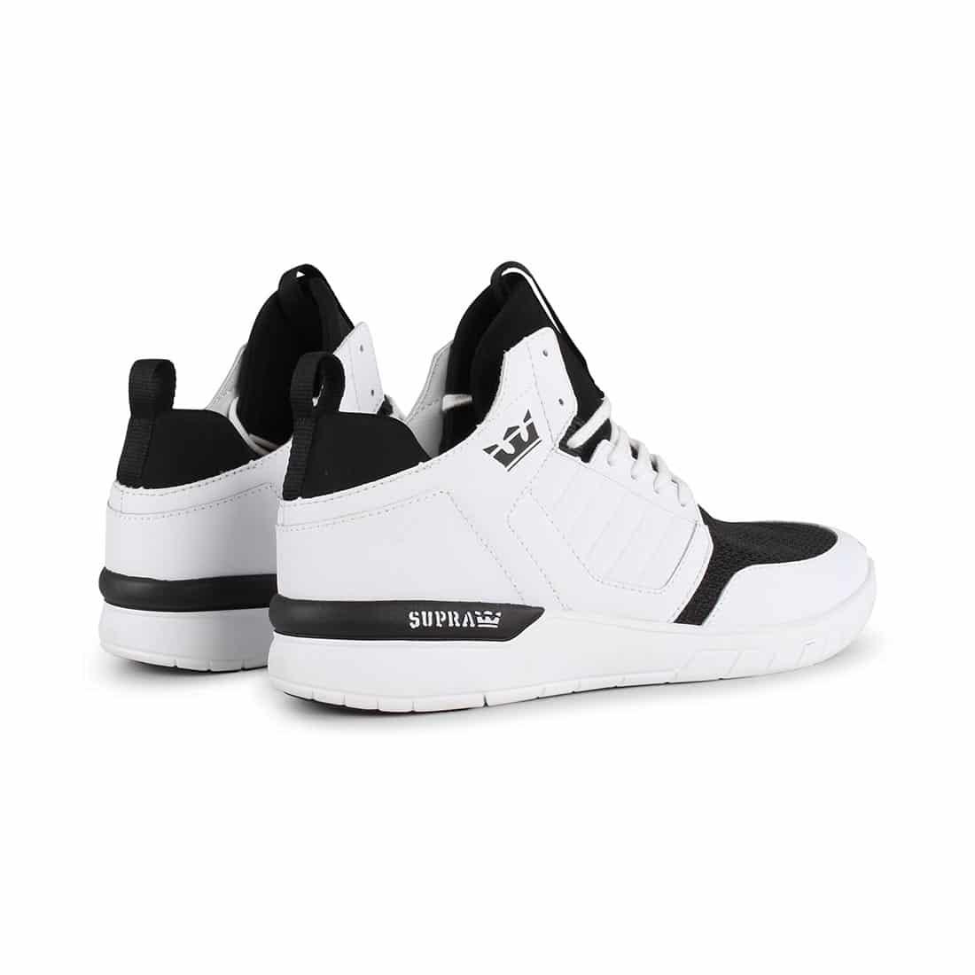 Supra Method Shoes - White / White