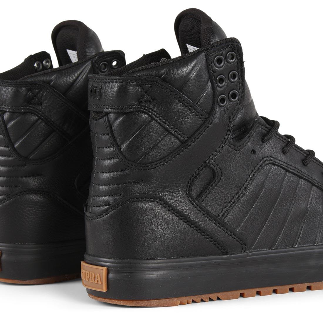 Supra Skytop CW Shoes - Black / Black / Gum