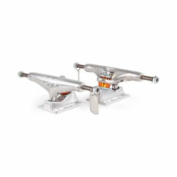Thunder Hollow Lights 148 Trucks – Polished Silver