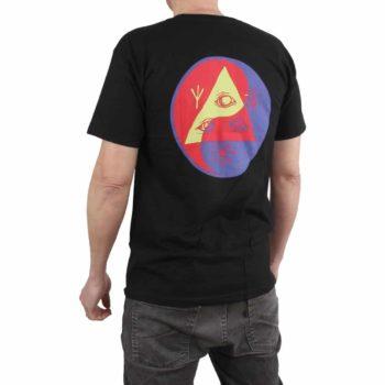 Welcome Balance S/S T-Shirt - Black / Purple / Red