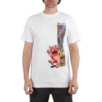 Welcome Brian Lotti Wild Thing S/S T-Shirt - White