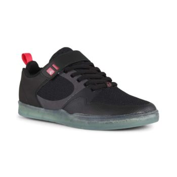eS Accel Plus Ever Stitch Shoes - Black / Blue