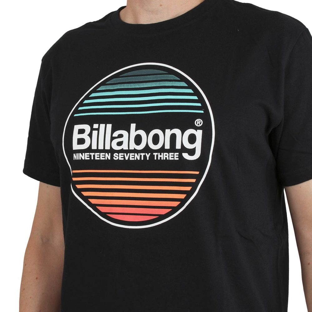 Billabong Atlantic S/S T-Shirt – Black
