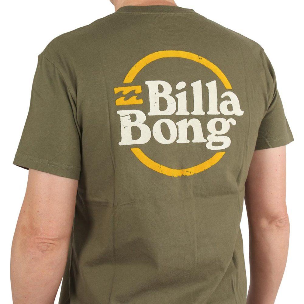 Billabong Cruiser S/S T-Shirt – Military