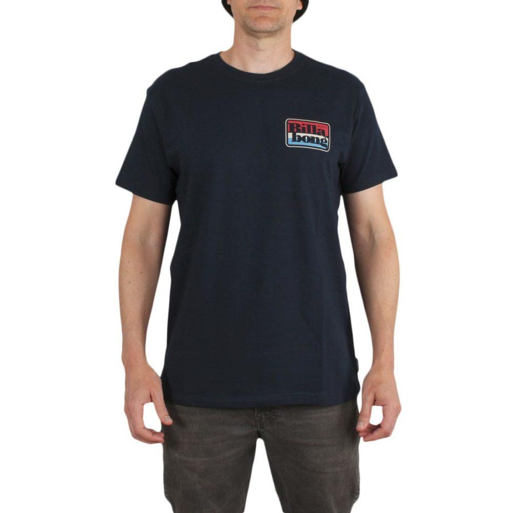 Billabong Keyline S/S T-Shirt – Navy