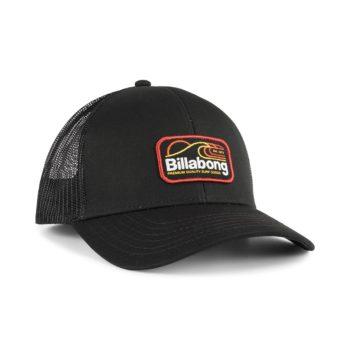 Billabong Walled Trucker Cap – Black