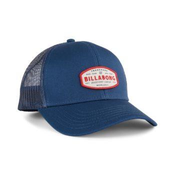 Billabong Walled Trucker Cap – Blue