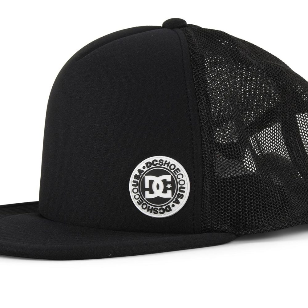 DC-Shoes-Balderson-Trucker-Cap-Black-02