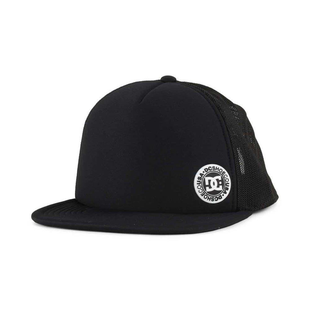 DC-Shoes-Balderson-Trucker-Cap-Black-03