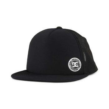 DC Shoes Balderson Trucker Cap - Black