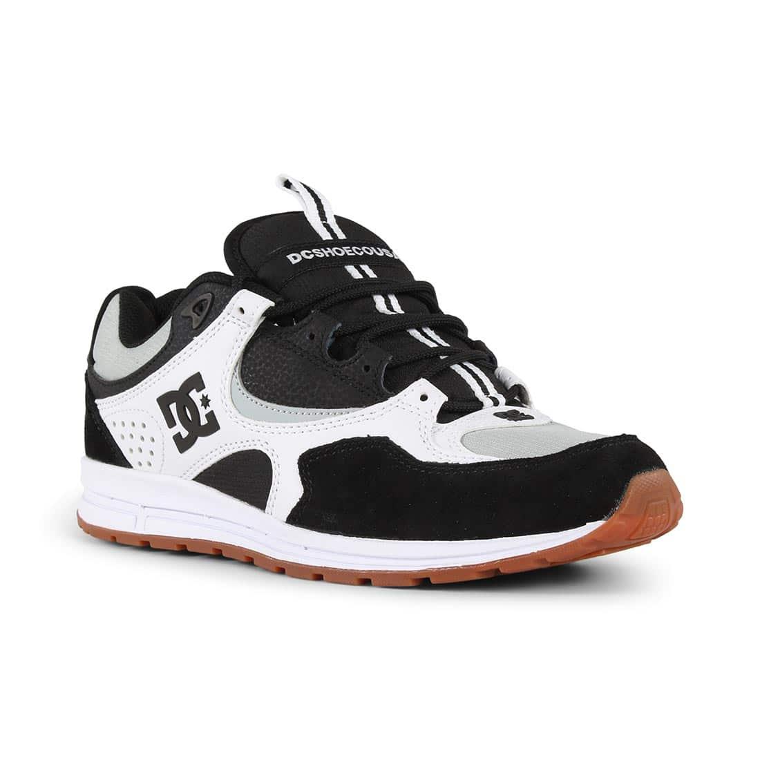 DC Shoes Kalis Lite - Black / Grey / White