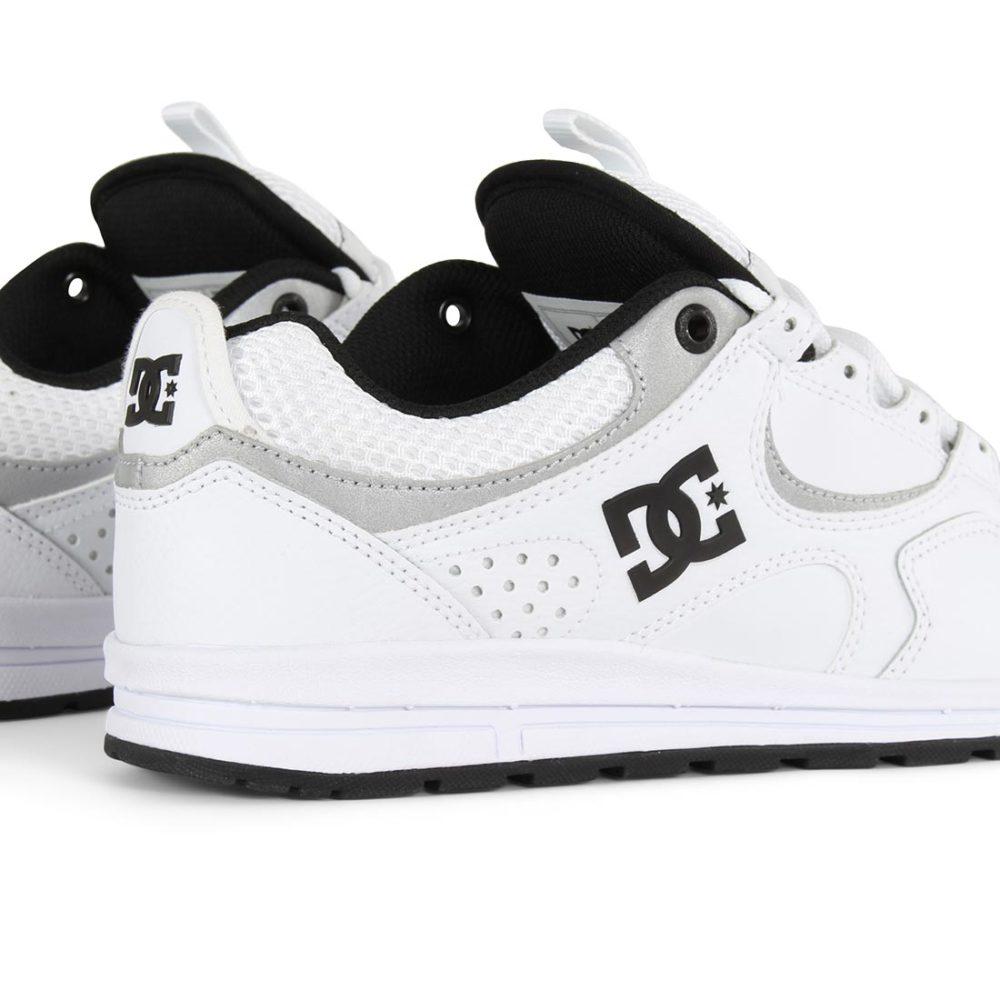 DC Shoes Kalis Lite SE - White / Black / Black