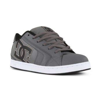 DC Shoes Net – Grey / Black / Grey (SS19)