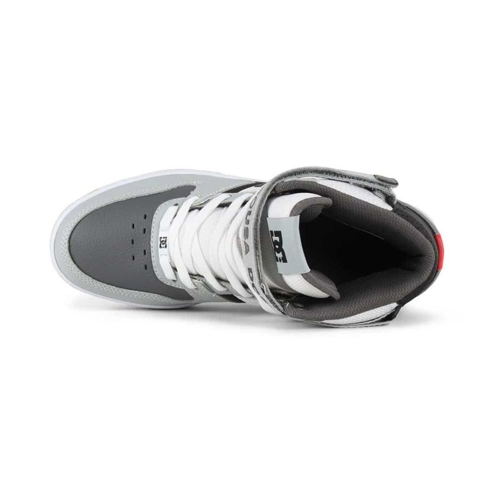 DC Shoes Pensford - White / Grey / Black
