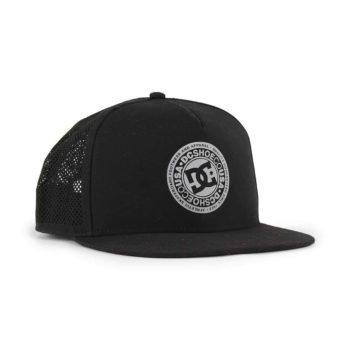DC Shoes Perftailer Trucker Cap - Black