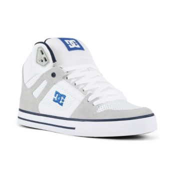 DC Shoes Pure High Top WC - White / Blue