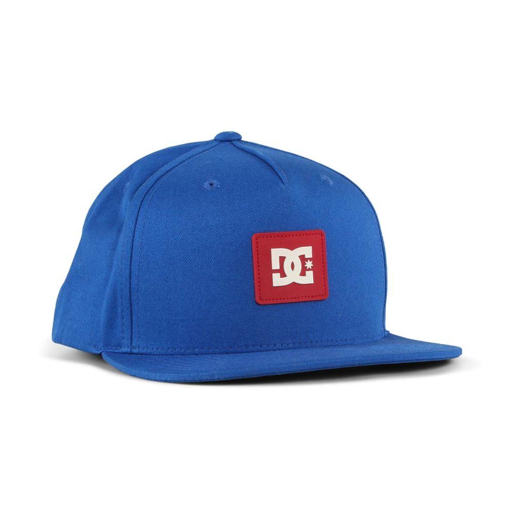 DC-Shoes-Snapdoodle-Snapback-Cap-Sodalite-Blue-01