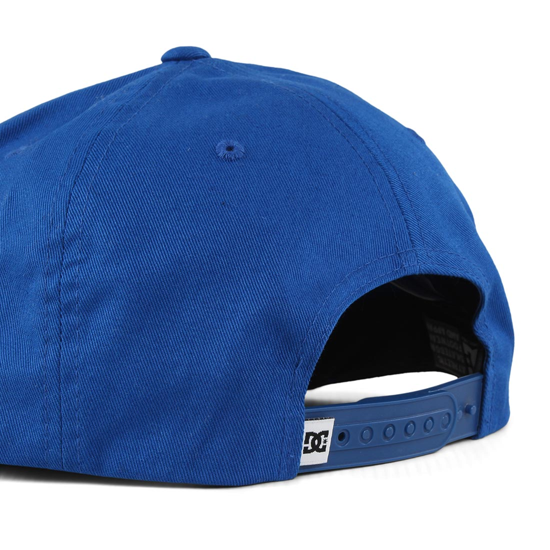DC Shoes Snapdoodle Snapback Cap - Sodalite Blue
